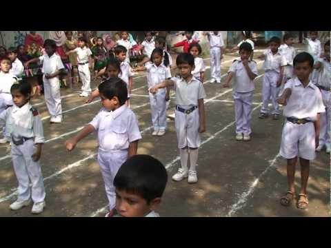 Nazrul Sena School: Sports 2011 [Full HD]