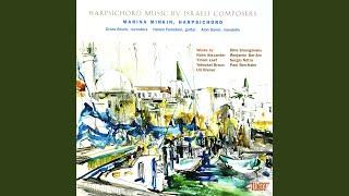 Variations for Harpsichord: Poco Pesante