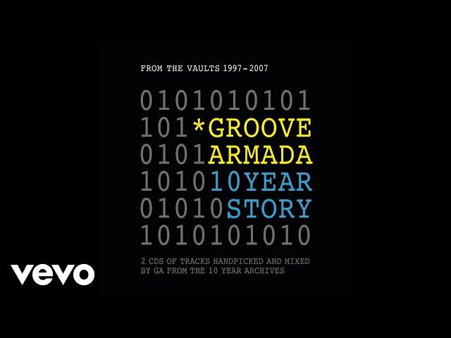 Audio de la canción Hands of Time de Groove Armada