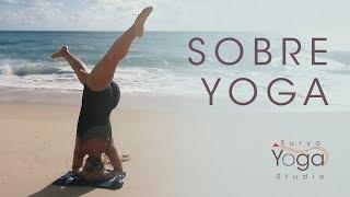 SOBRE YOGA - Surya Yoga Studio