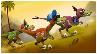 """Velociraptor,"" Dinosaurs Songs by StoryBots"