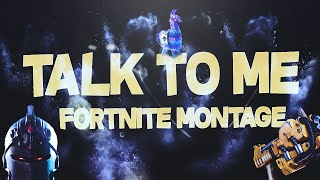 """Fortnite Montage - """"TALK TO ME"""" (Tory Lanez & Rich the Kid)"""