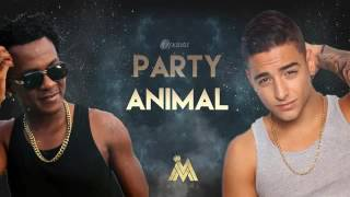 party animal remix- Charly Black - ft Maluma /J balvin- kevin roldan - lyric video