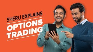 Trade in Options with Sharekhan