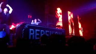 "E-Force Played ""E-Force Feat. Nikkita - TBA"" @ Rebellion 2015 (28.11.15)"