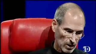 Steve Jobs Full Interview at 2010 D8 Conference w Mossberg