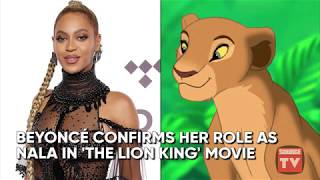 Beyoncé Confirmed For Live-Action 'The Lion King' Movie   Source News Flash