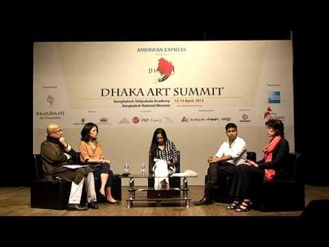 Dhaka Art Summit – Talks – The Emergence of South Asian Art – Bangladesh and the Future – Part 1