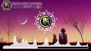 ♫Nightcore♫ Sing Me to Sleep  - Alan Walker