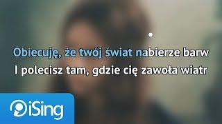 Roksana Węgiel - Obiecuję (karaoke iSing)