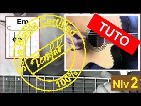 Comment jouer My Way/Comme d'habitude à la guitare