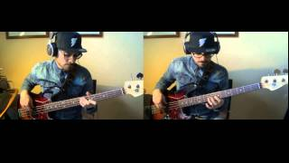 Daft Punk - Human After All - Bass Cover (Roberto De Rosa)