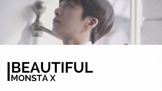 몬스타엑스 (MONSTA X) - Beautiful (Acoustic Version) [HAN|ROM|ENG Lyrics]