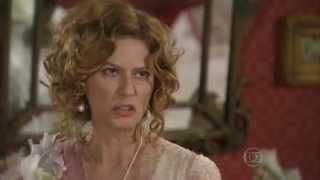 LADO A LADO-Isabel da uns tapas na cara de Constancia