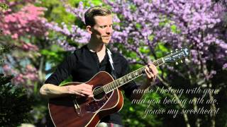 Ho Hey - The Lumineers - Cover by Bryan Weber (with LYRICS)