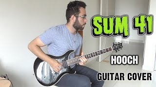 Sum 41 - Hooch (Guitar Cover, with Solo)
