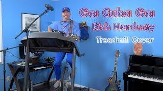 Go! Cubs! Go! Unicycle Treadmill Cover - Rich Hardesty