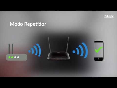 Como configurar o seu roteador no modo Repetidor