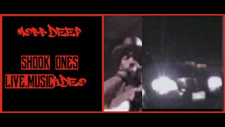 "Mobb Deep ""Shook Ones"" Live Music Video"