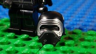 LEGO STAR WARS EPISODE VII - KYLO REN'S TRUE IDENTITY - THE FORCE AWAKENS