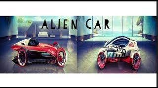 Asphalt8 | Alien Car Race | Mercedes-Benz Silver Lighting VS. Mercedes-Benz Biome