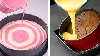 8 bolos coloridos que alegram o dia de qualquer um