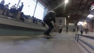 NIKE SB Schelter Berlin SkateHalle