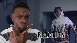 "MADMAN - ""Bolla Papale freestyle"" italian RAP REACTION"
