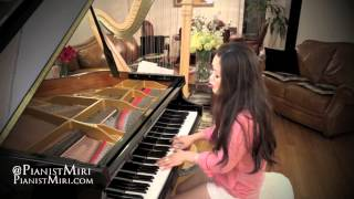 Sam Smith - Stay with Me   Piano Cover by Pianistmiri 이미리