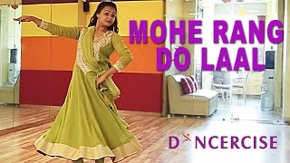 Mohe rang do laal | Bajirao Mastani | dance choreography by Aditi width=