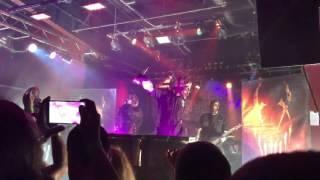 Mushroomhead Our Apologies live, Stitch water drums Club LA Destin, Florida 10/11/15