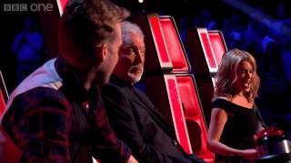 Mairead Conlon - 'Purple Rain' - The Voice UK 2014 - Blind Auditions 2 - BBC One