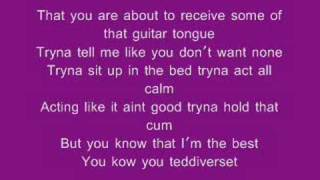 tpain put it down lyrics