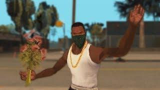 CJ gangsta level 101%