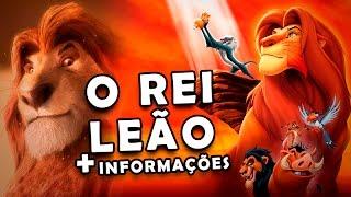 """O REI LEÃO """"LIVE ACTION"""" - MAIS INFORMAÇÕES"""