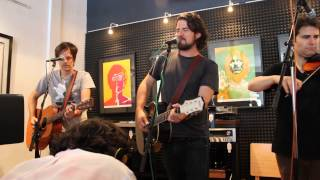 Matt Nathanson - Sunday New York Times - Live from High Fidelity Podcast