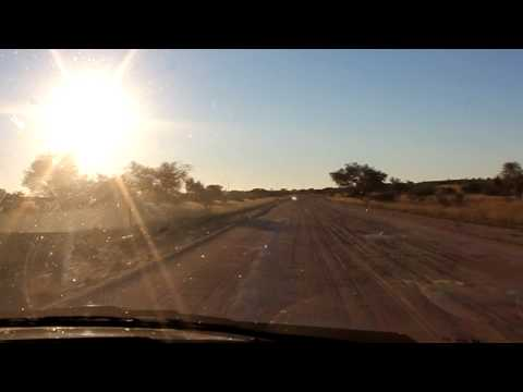 South Africa – Kalahari on the Road