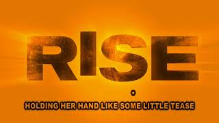 Rise Cast - The Word of Your Body (Lyric Video)