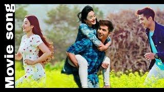 KRI New movie song kasam 2018/ft.Anmol kc &aditi budhathoki