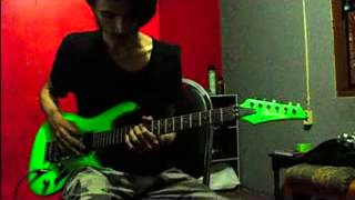 A whole new world Cover (my Ibanez S1xxv)