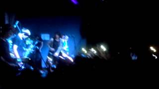 Blessthefall Hey Baby, Here's That Song You Wanted live Colombia Bogota 06/12/2015