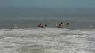 Big Waves at Cape Henlopen, DE