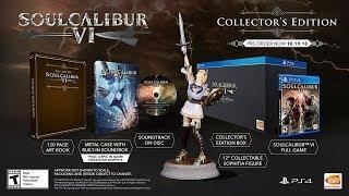 SoulCalibur VI Collector's Edition Announced