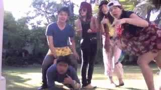 Call Me Maybe feat. Tiff, Steph, Yza, Kyra, Dotts, Lizzie, Kurt and Ernest