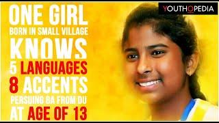 India's Wonder Girl- Janhavi Panwar