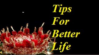 Tips For Better Life || Quotes for best life || motivation