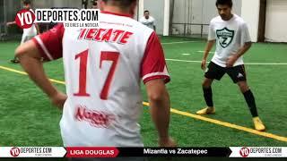 Mizantla vs Zacatepec Juego de Ida Liga Douglas