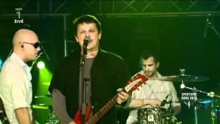 Chinaski - 1970 live - Sportovec roku 2010