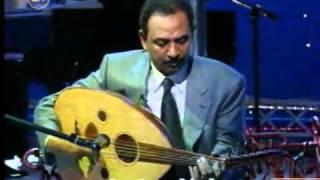 عبادي الجوهر - المعزوفه الاسبانيه -على قناة -art
