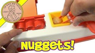 McDonald's Happy Meal Magic 1993 McNugget Snack Maker Set - Making McNuggets! width=
